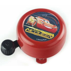 Diverse Cars 3 Bike Bell red